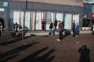 Opening kunstetalages Almere Buiten 17 jan 2015 (21)
