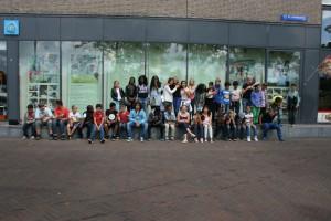 almere Buiten kunstetalage Graag Regenboog de Tjasker (7)