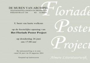 floriade poster voorkant