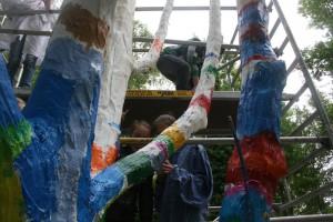 graaf regenboog boom beschilderen groep 8 de goede herder 3 juni 2015 (100)