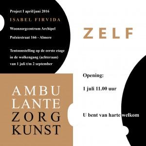 flyer isabel project 1 ZELF